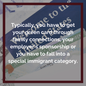 How to Get a green Card in Austin