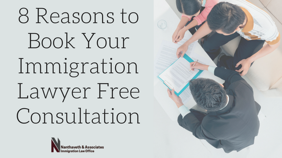 Immigration Lawyer Free Consultation | Nanthaveth & Associates