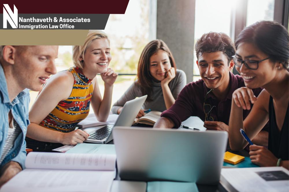 Applying for F-1 Student Visa with Nanthaveth & Associates