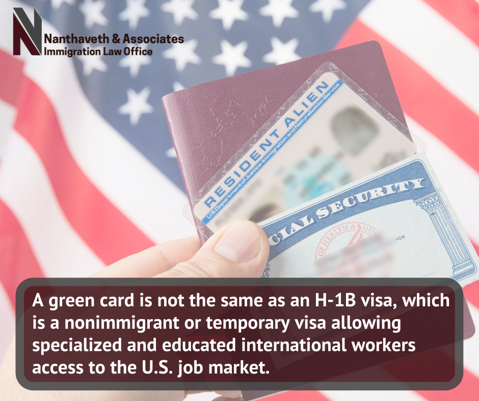 Dallas Immigration Attorney - How To Get A Green Card