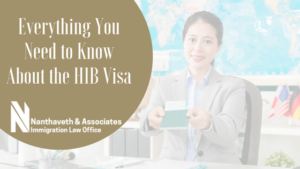 Everything You Need to Know About the H1B Visa