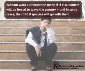 H-4 EAD Removal- What You Need to Know as an H-4 Visa Holder