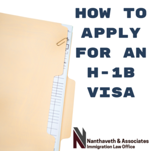 How to Apply for an H-1B Visa