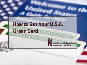 How to Get a Green Card in the U.S. - Davis & Associates - Dallas Attorneys