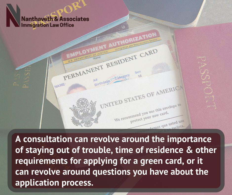 Request A Free Consultation with Nanthaveth & Associates