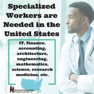 Specialized Workers are Needed in the United States | Austin, TX Immigration Visa Lawyer | Nanthaveth & Associates