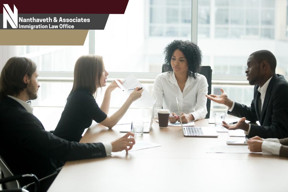 l-1B Visas - Nanthaveth & Associates