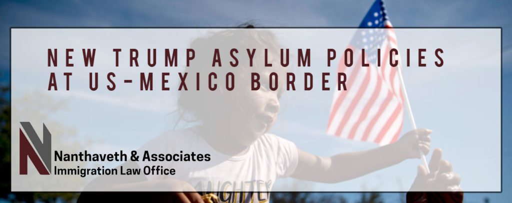 Trump Asylum Policies