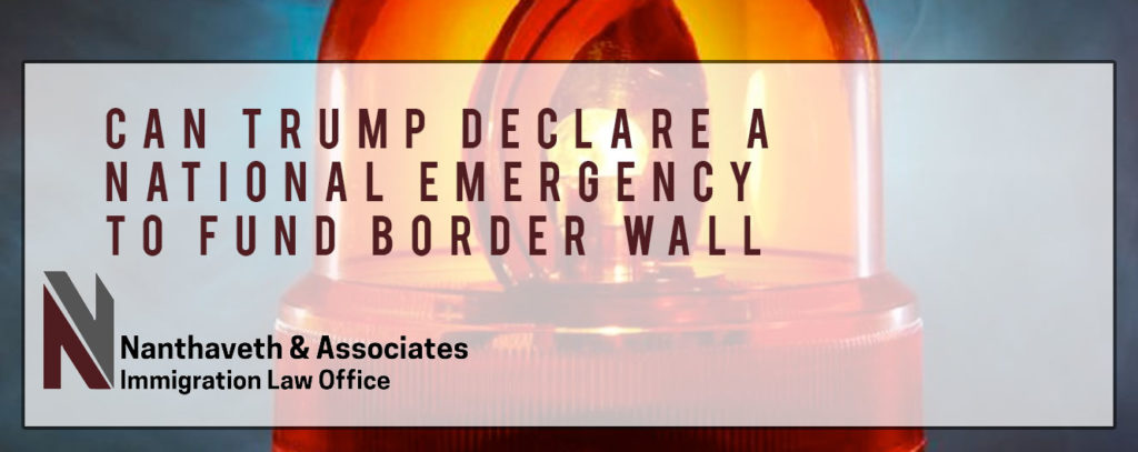 Trump National Emergency
